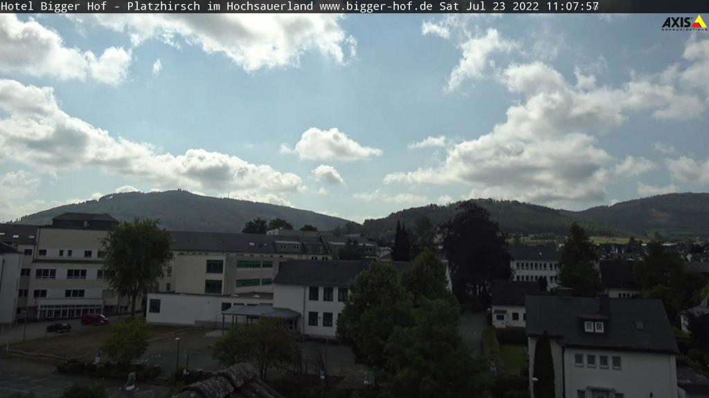 Webcam Olsberg - Hotel Restaurant Bigger Hof